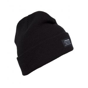 Čepice Volcom Knowledge Beanie Black
