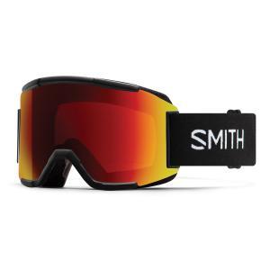 Lyžařské brýle Smith SQUAD BLACK/CHROMAPOP SUN RED MIRROR