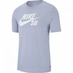 Tričko Nike SB DRY TEE DFCT LOGO indigo haze
