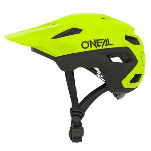 Cyklistická helma Oneal TRAILFINDER Helmet SPLIT neon yellow