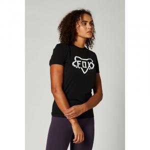 Tričko Fox Division Tech Tee - M Black