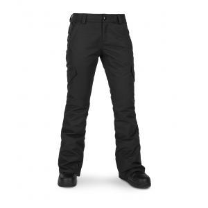Snowboardové kalhoty Volcom Bridger Ins Pant Black