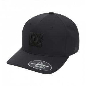 Kšiltovka DC ELITE FLEX CAP BLACK