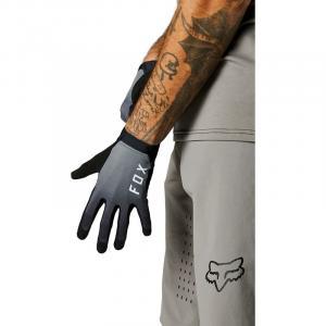Cyklistické rukavice Fox Flexair Ascent Glove Steel Grey