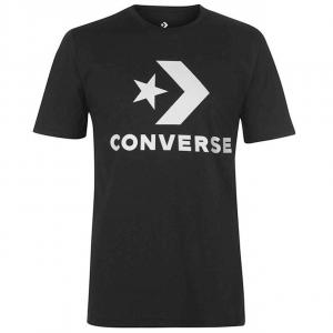 Tričko Converse STAR CHEVRON TEE BLACK