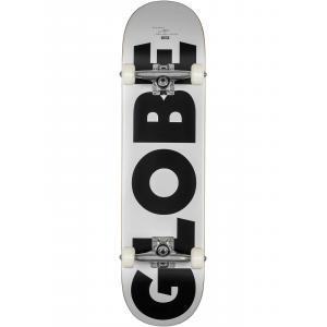 Skateboardový komplet Globe G0 Fubar White/Black