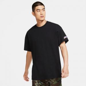 Tričko Nike SB TEE ESSENTIAL  black
