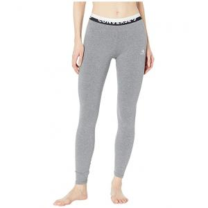 Legíny Converse Wordmark Legging MASON HEATHER