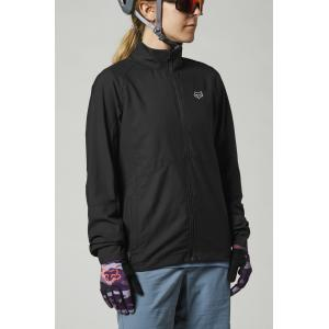 Bunda na kolo Fox W Ranger Wind Jacket Black