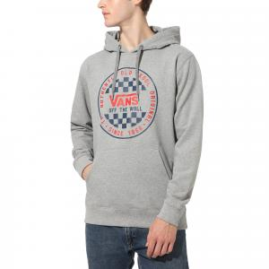 Mikina Vans OG CHECKER PO Cement Heather