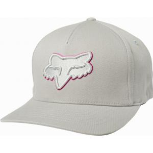 Kšiltovka Fox Epicycle Flexfit Hat Grey/Pink