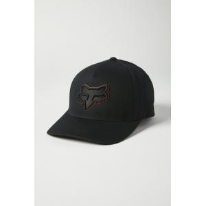 Kšiltovka Fox Epicycle Flexfit 2.0 Hat Black/Orange