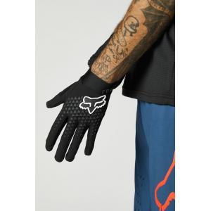 Cyklistické rukavice Fox Defend Glove Black