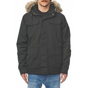 Zimní bunda Globe Goodstock Thermal Parka Jacket Black