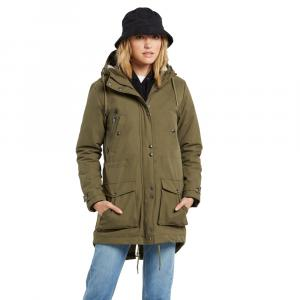 Kabát Volcom Walk On By 5K Parka Olive