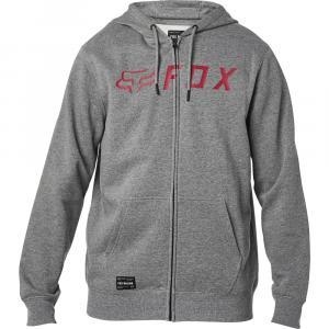 Mikina Fox Apex Zip Fleece Heather Graphite