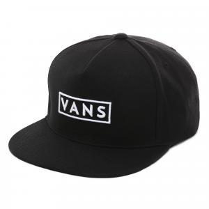 Kšiltovka Vans EASY BOX SNAPBACK Black