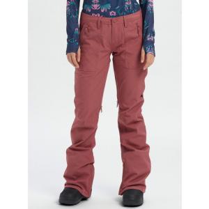 Snowboardové kalhoty Burton VIDA PT ROSE BROWN