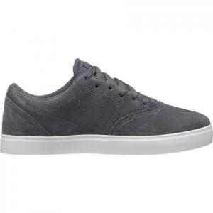 Boty Nike SB CHECK SUEDE (GS) dark grey/dark grey-black-summit white