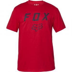 Tričko Fox Legacy Moth Ss Tee Chilli