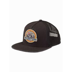 Kšiltovka Burton MARBLE HEAD CAP TRUE BLACK