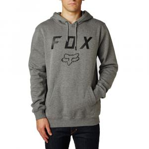 Mikina Fox LEGACY MOTH PO FLEECE HEATHER GRAPHITE