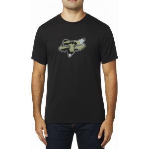Tričko Fox Predator Ss Tech Tee Black