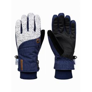 Rukavice Roxy NYMERIA GLOVES MID DENIM