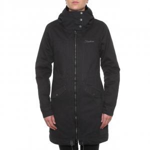 Kabát Funstorm Larime zimní dark grey