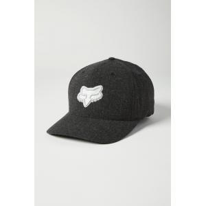 Kšiltovka Fox Transposition Flexfit Hat Black/Grey