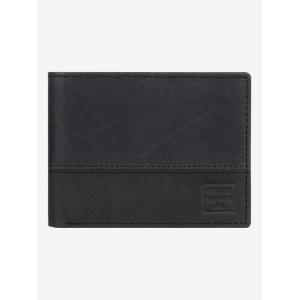 Peněženka Quiksilver DEEPLINE BLACK