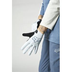 Cyklistické rukavice Fox W Ranger Glove Cloud Grey