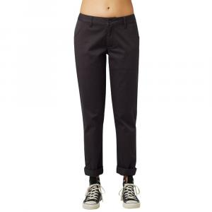 Kalhoty Fox Dodds Chino Pant Black Vintage
