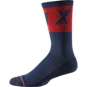 Ponožky Fox 8' Trail Cushion Sock Wurd Navy