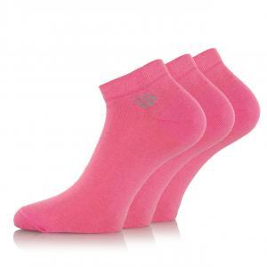 Ponožky Funstorm Ralla 3 pack light pink