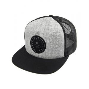 Kšiltovka Horsefeathers DUSTY CAP heather gray