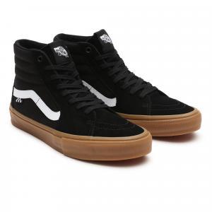 Boty Vans Skate SK8-Hi Black/Gum