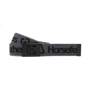 Pásek Horsefeathers IDOL BELT gray