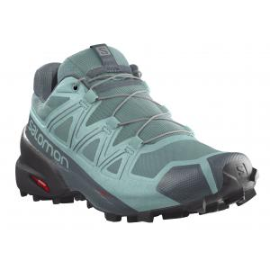 Běžecké boty Salomon SPEEDCROSS 5 W Trellis/ Stormy Weather/ Phantom