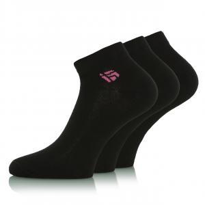 Ponožky Funstorm Ralla 3 pack black