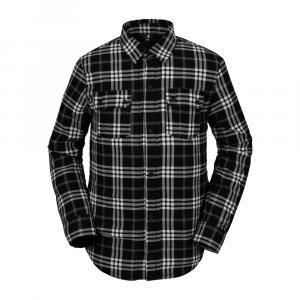 Košile Volcom Sherpa Flannel Jacket Black