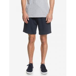 Kraťasy Quiksilver ESSENTIALS SHORT TERRY NAVY BLAZER