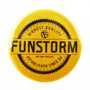 Placka Funstorm Montel orange