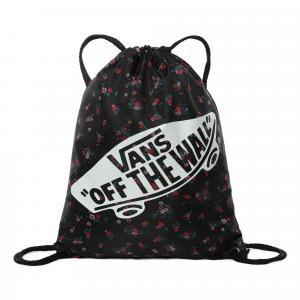 Sportovní vak Vans BENCHED BAG BEAUTY FLORAL BLACK