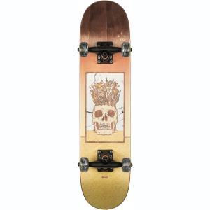 Skateboardový komplet Globe Celestial Growth Mini Brown