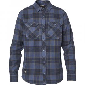 Košile Fox Traildust 2.0 Flannel Navy/Gold