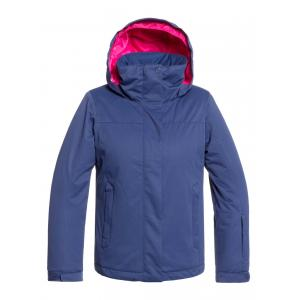 Zimní bunda Roxy JETTY SOLID GIRL JK MEDIEVAL BLUE