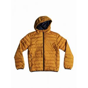 Zimní bunda Quiksilver SCALY YOUTH INCA GOLD