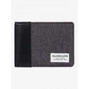 Peněženka Quiksilver FRESHNESS PLUS 5 BLACK