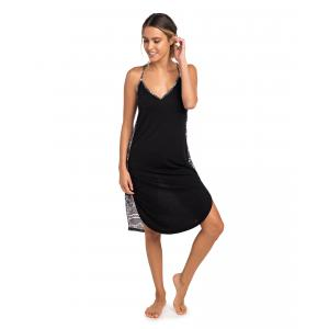 Šaty Rip Curl MAI OHANA COVER UP  Black